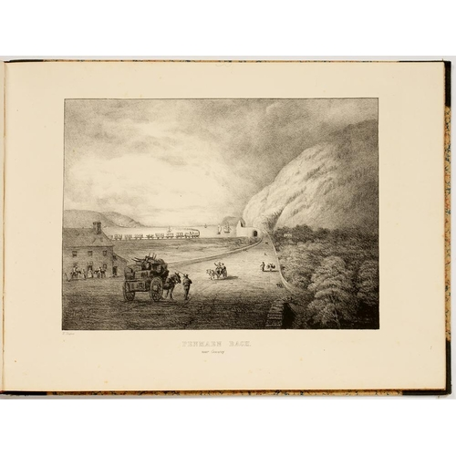 238 - <p>[19TH CENTURY TOPOGRAPHICAL ENGRAVINGS]</p><p>Various volumes comprising: Fisher's Views of the L...