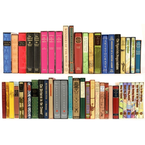 352 - <p>FOLIO SOCIETY, A GOOD COLLECTION</p><p>Approximately 50 volumes published by the Folio Society, a...