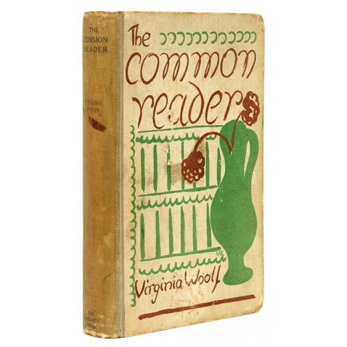 355 - <p>WOOLF, VIRGINIA</p><p>THE COMMON READER (together with) THE SECOND COMMON READER - THE SECOND WOR...