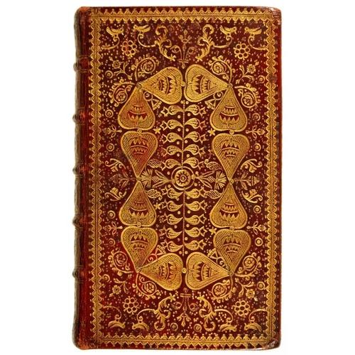 6 - <p>[FINE 18TH CENTURY SCOTTISH HERRING-BONE BINDING] - THE HOLY BIBLE</p><p>Edinburgh, Alexander Kin...