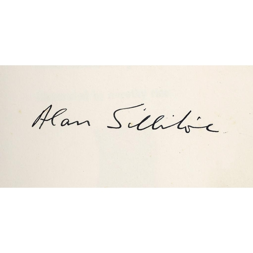 852 - <p>SILLITOE (ALAN) THE CITY ADVENTURES OF MARMALADE JIM  signed by the author on the ffe, colour ill...