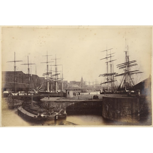 855 - <p>FRANCIS FRITH & CO AND PHOTOGRAPHERS UNKNOWN  A VICTORIAN PHOTOGRAPH ALBUM OF LESTER PATERSON INC...