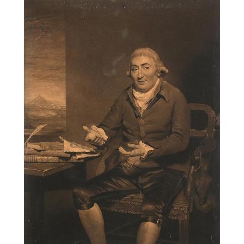 756 - <p>JOHN JONES ( C1745-1897) AFTER SIR HENRY RAEBURN, RA, RSA (1756-1880) JAMES BALFOUR ESQR SECRETAR...