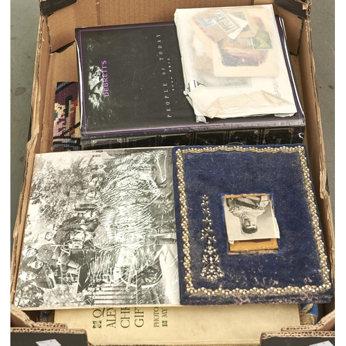 1162 - Miscellaneous books, including Queen Alexandra's Christmas Gift Book: Photographs from my Camera, De...