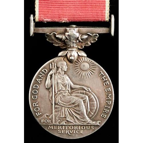 364 - British Empire Medal, GRI cipher John William Anderson, Civil Division