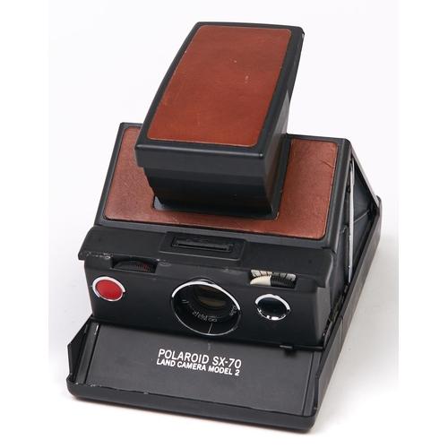 447 - A Polaroid SX-70 camera,Model 2