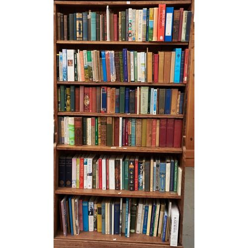 1210 - Six shelves of miscellaneous books