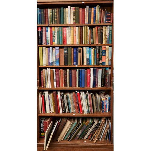 1219 - Six shelves of miscellaneous books