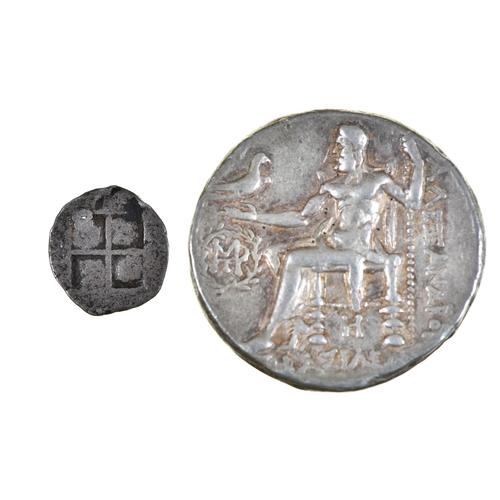 1 - Ancient Greece, Macedon, Alexander III, 'The Great', 336-323BC, Ar Tetradrachm, 17.1gm, (ex-Seaby £1...