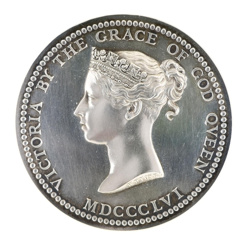 21 - Science and Art Department silver medalimpressed W P Belks, stage 23c 1891,54mm, 93g, very fine, m...