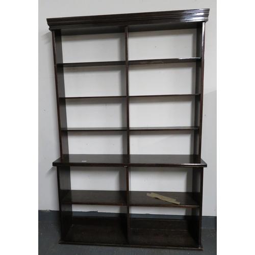 Set of bookshelves 7' tall