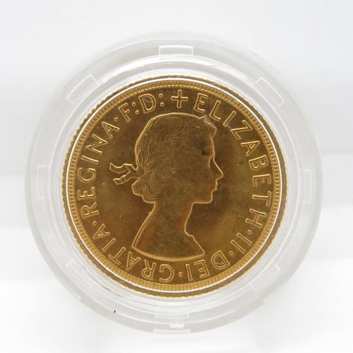 27 - 1965 mint condition blister pack full sovereign