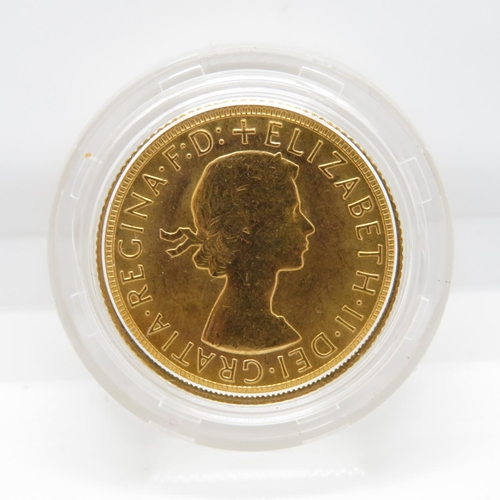 29 - 1967 mint condition blister pack full sovereign