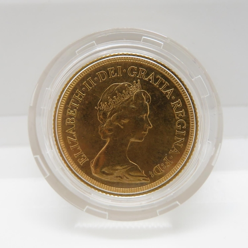 33 - 1978 mint condition blister pack full sovereign