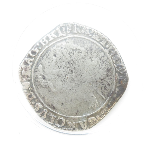 326 - Charles I hammered coin 35mm dia.