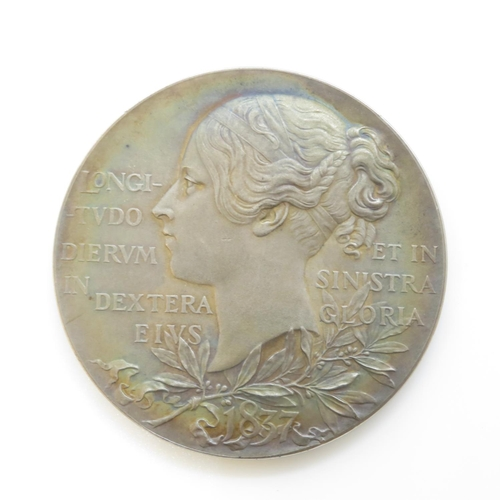 8 - Queen Victoria 1837-1897 boxed medal