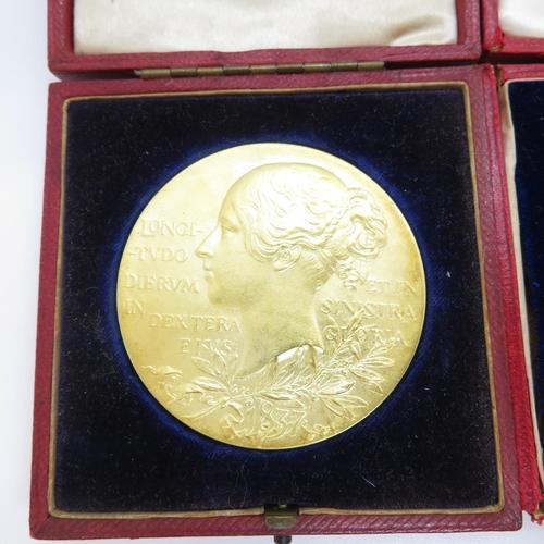 20 - 3x Victorian Diamond Jubilee Medallions for 1887