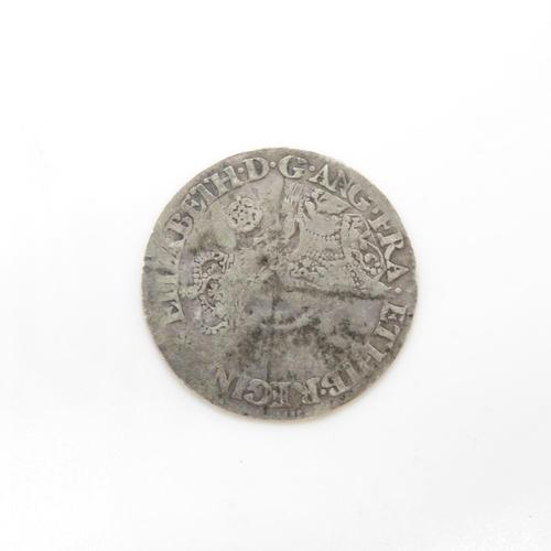 31 - Elizabeth I sixpence 1562