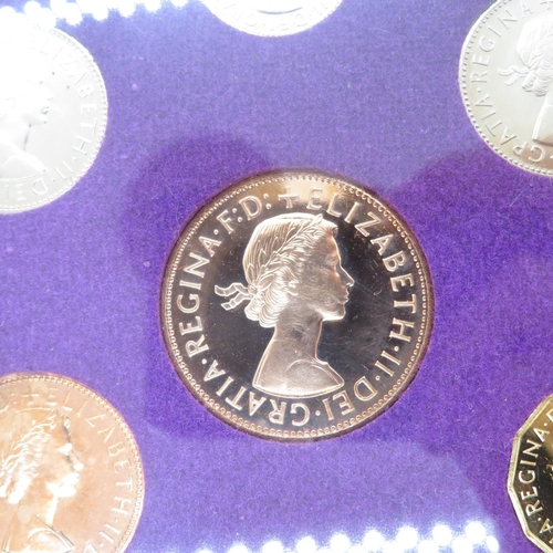 48 - Royal Mint UK 1970's proof year set complete in original case