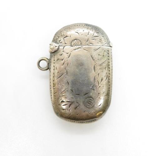 50 - Silver HM vesta 16g