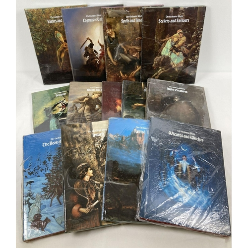 1146 - A set of 1980's Time Life books from The Enchanted World series. In 13 volumes, 12 volumes sealed in...