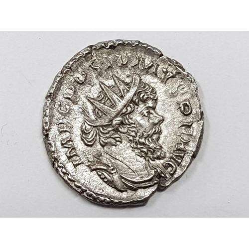 199 - ROMAN IMPERIAL POSTUMUS 260-269 AD AT ANTONINIANUS S10936 HIGH GRADE