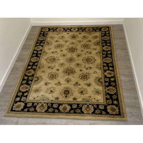 LARGE CONTEMPORARY EGYPTIAN CARPET BY MAKER PALACE, 2 X 2.85 METRES