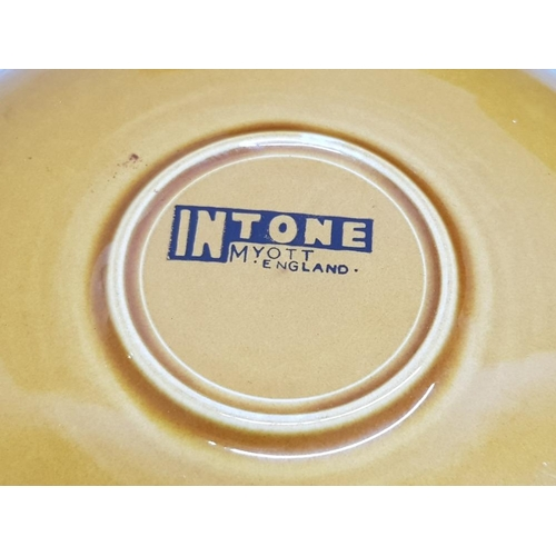 20 - Large quantity of intone myott part dinner tea and coffee service