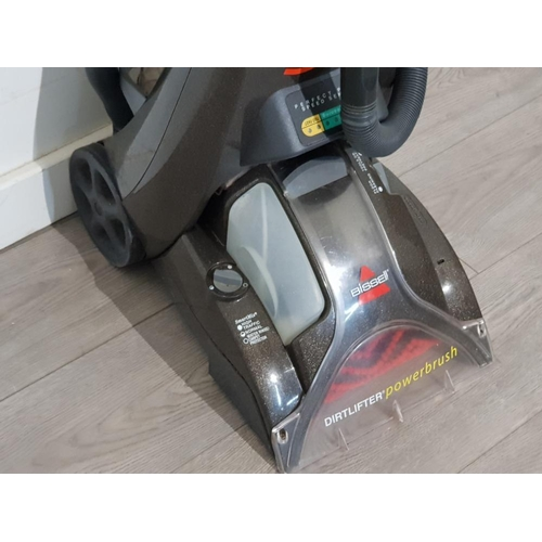 11 - Bissell Proheat upright carpet cleaner