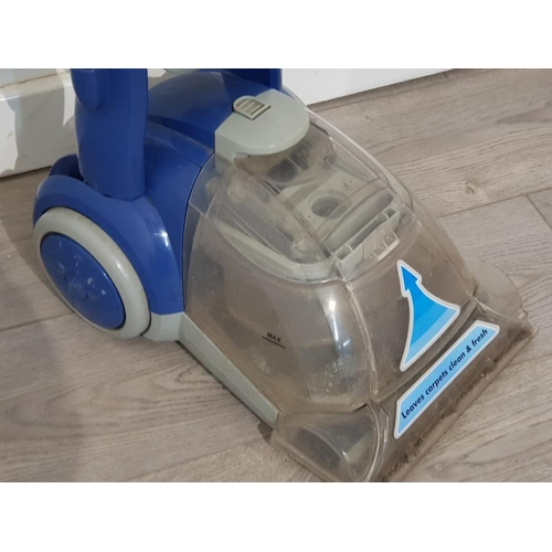 12 - Infinity by Vax upright carpet cleaner