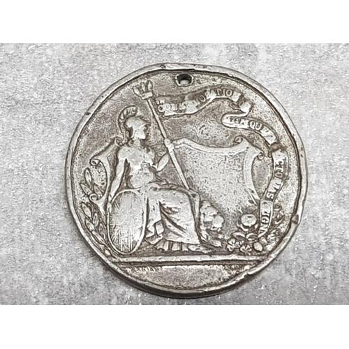 32 - 1897 Diamond jubilee medallion