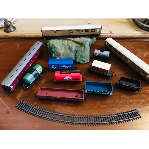 56 - Selection of Model Railway Bits...