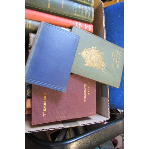 441 - QUANTITY OF COLLECTORS BOOKS...