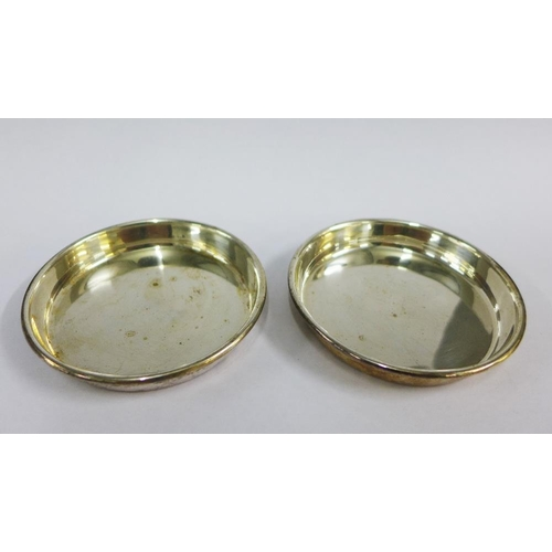 40 - George V silver butter dishes, Birmingham 1922 (2)...