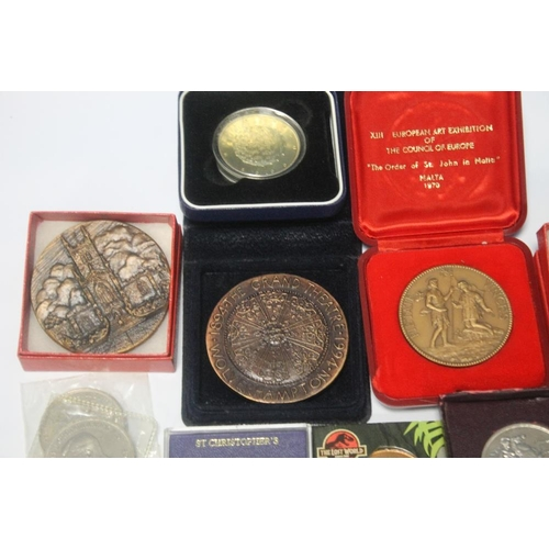 26 - A COLLECTION OF MEDALS to include