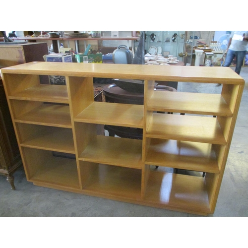 8 - Solid Wood Bookcase...