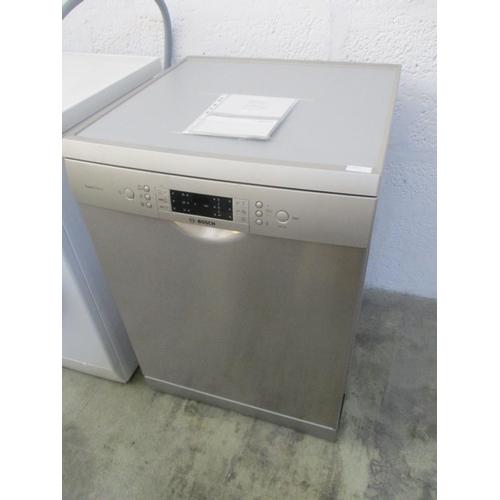 6 - Bosch Dishwasher Silver Super Silence...