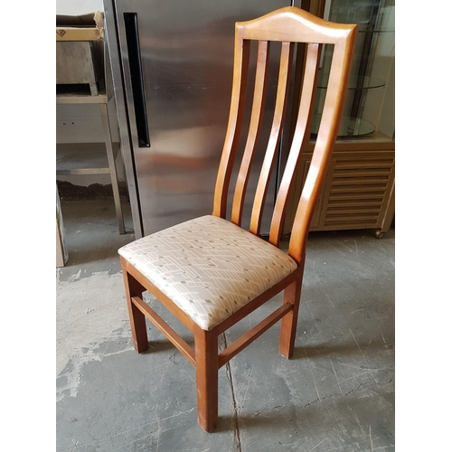 16 - Wooden Chair (a/f) ***NO RESERVE***...