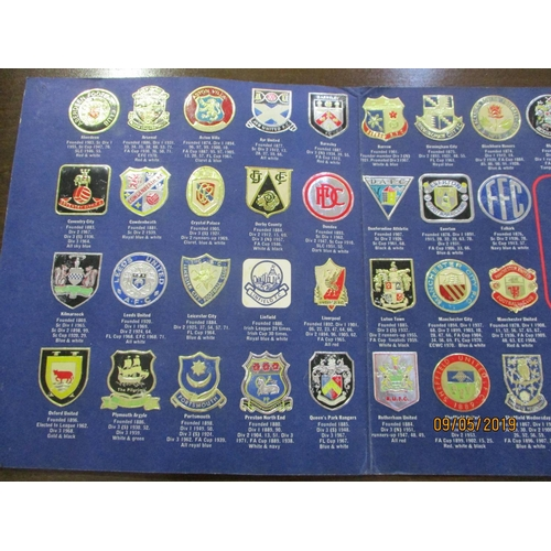 26 - The Collection of Football Club Badges (Esso)...