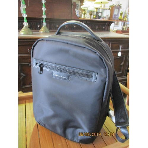 56 - Black Unisex Backpack Made in Original Box (New)...