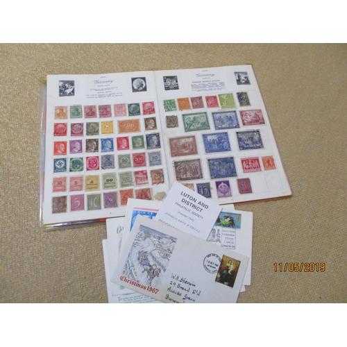 20 - Royal Mail Stamp Album...