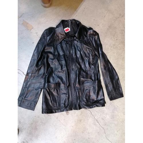 10 - Yanko Black Jacket (Size L)...