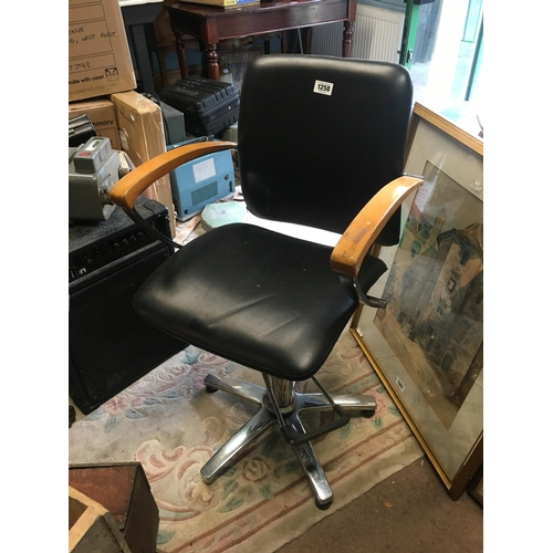 1258 - Office swivel chair....