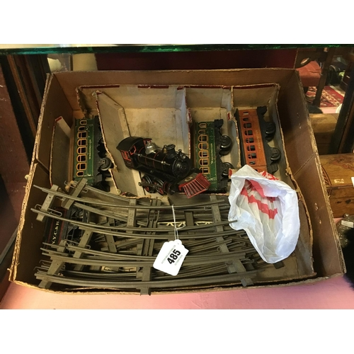 485 - 1950's BARBARTA train set in original box...