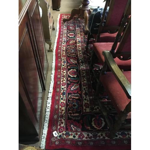 486 - Carpet square. ( 470 cm x 310 cm)...