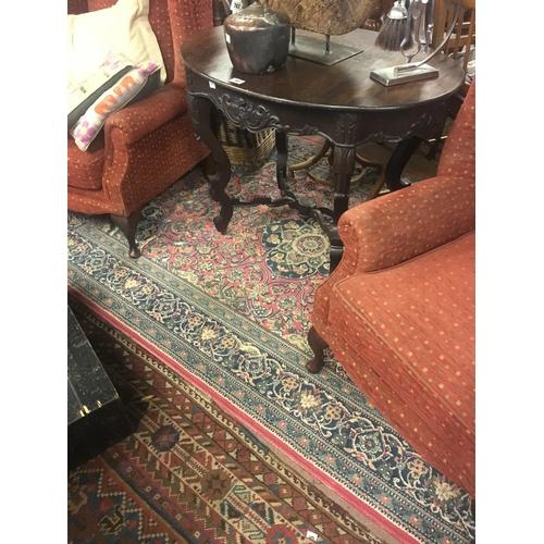 787 - Carpet Square. (227cm X 160cm)...