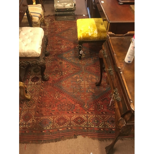 998 - Carpet square. (232cmL X 154cmW)....