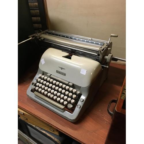 65 - ADLER typewriter....