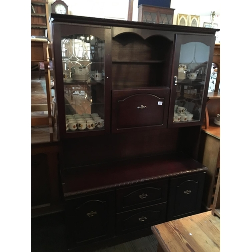181 - Modern display cabinet....