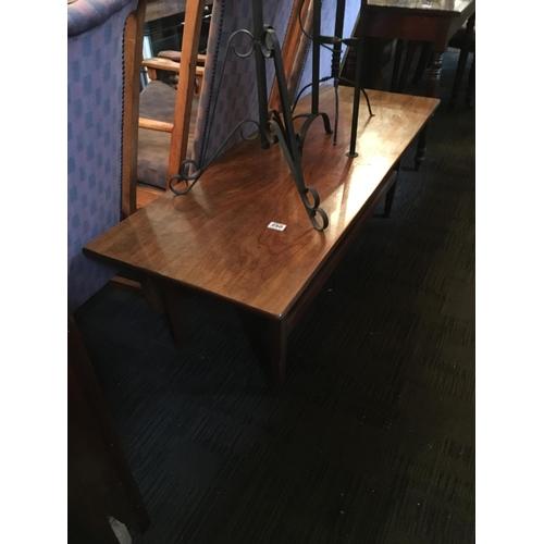 250 - Long coffee table....
